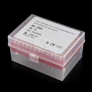 Punta con filtro de 300 ul - estéril libre de RNASA y DNASA